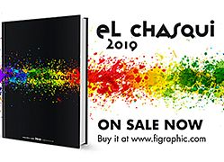 YEARBOOKS – EL CHASQUI 2019