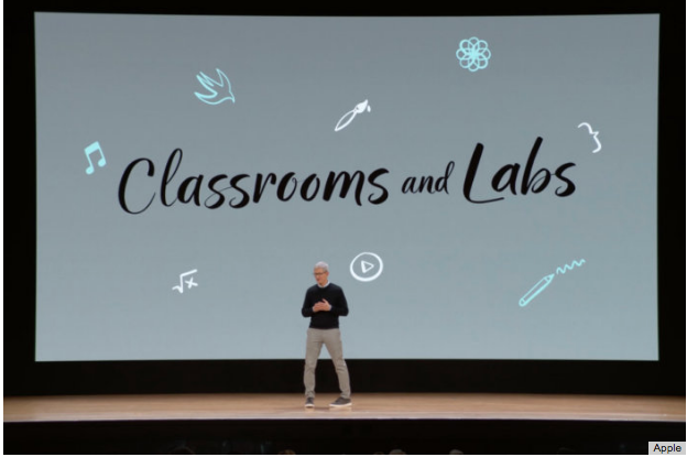 MacWorld: How to watch Apple's education event online